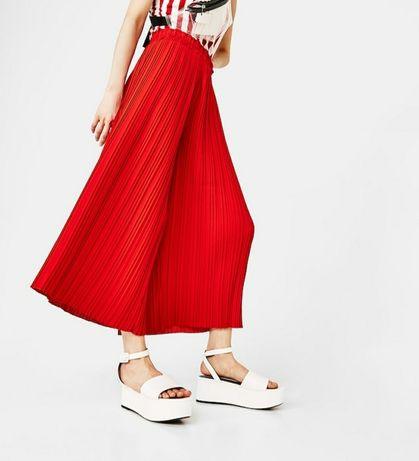 плісировані штани кюлоти / плиссированные кюлоты, брюки, штаны