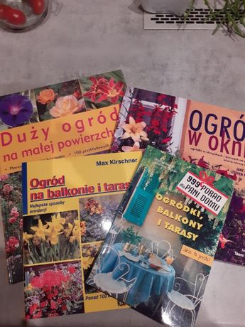 Książka Ogród Balkon Taras