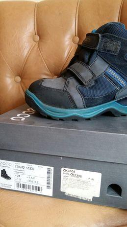 Ecco 33 ботинки зима