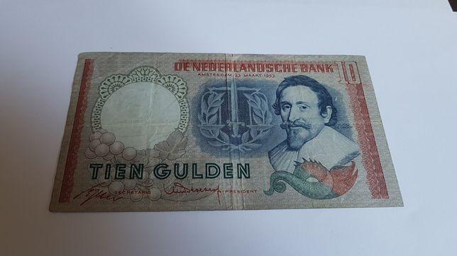 Tien Gulden 10 guldenów