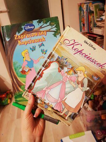 Książeczki Disney 2 sztuki