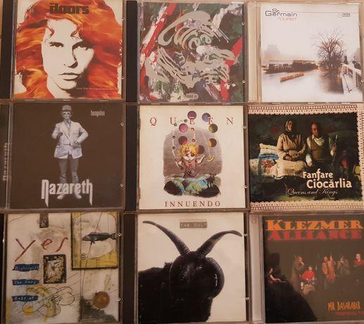 CD Música originais