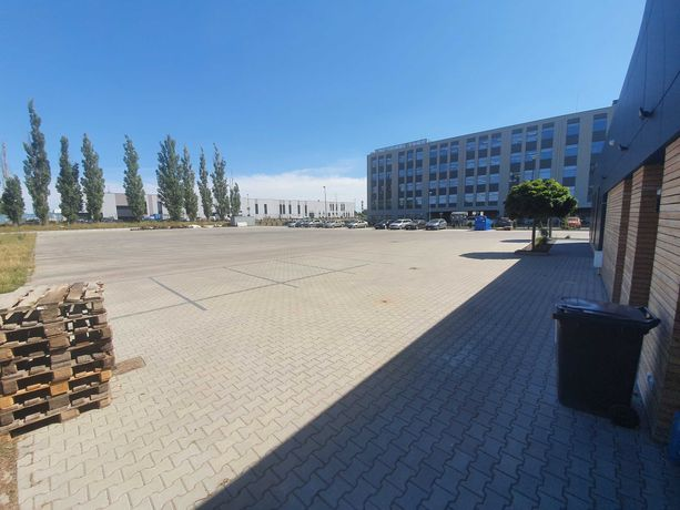 Wynajmę plac 2200 m²