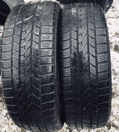 Falken 205/60r16 2 шт зима резина шины б/у склад