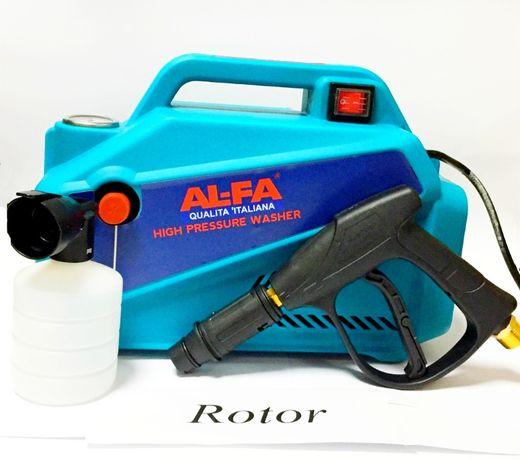 Мини мойка высокого давления AL-FA ALHPW65-22 гарантия 1 год 2200 В