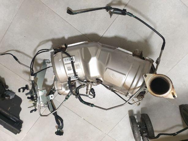 Filtr DPF Fiat Ducato 2,3 ADBLUE euro 6
