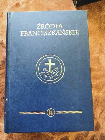 Źródła franciszkańskie Roland (red.) Prejs REZERWACJA