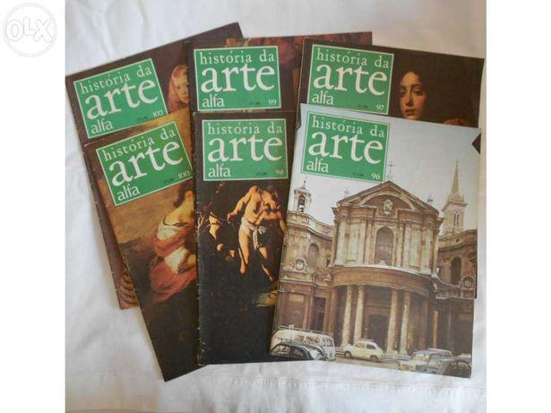 Livro 4 Fasciculos História da Arte (Volume 7)