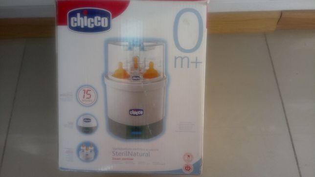 Стерилизатор, подогреватель для детского питания chicco, купить дешево