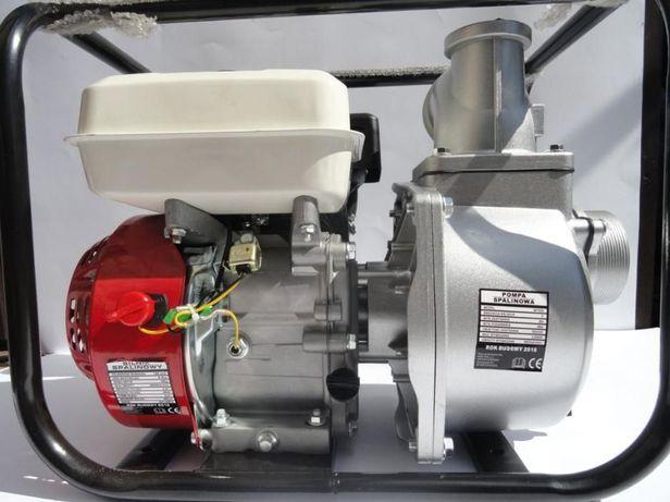 "Motopompa pompa spalinowa 3"" 1000l/min 60000l/h do wody szamba 6,5kM"