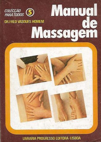 Manual de massagem (FVH)_Fred Vasques Homem_Livraria Progresso