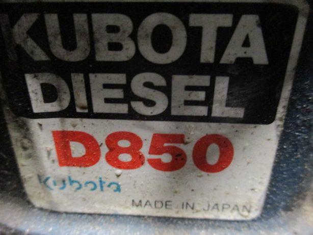 Motor Kubota D850