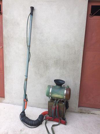 Máquina de sulfatar