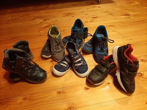 Buty chłopięce rozm. 33-35