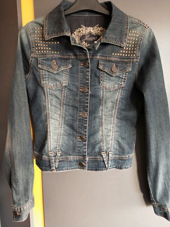 Kurtka jeansowa Orsay