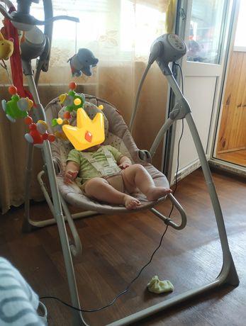 Крісло-гойдалка Carello Nanny 3 in 1