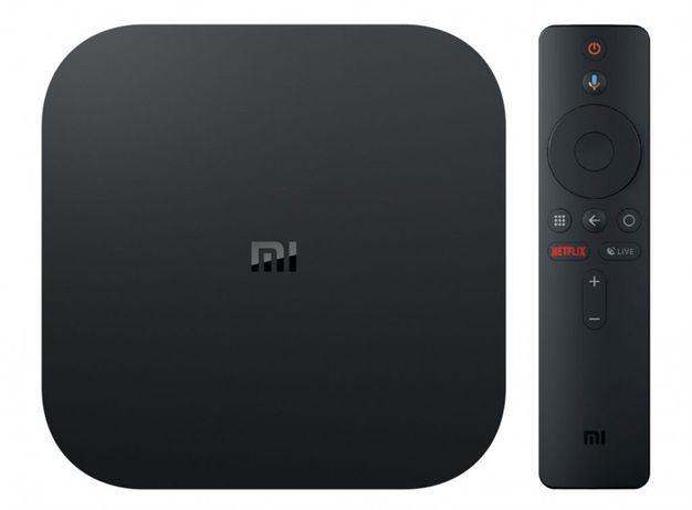 ТВ-приставка Xiaomi Mi Box S 4K 2/8GB Black (Международная версия) 12м
