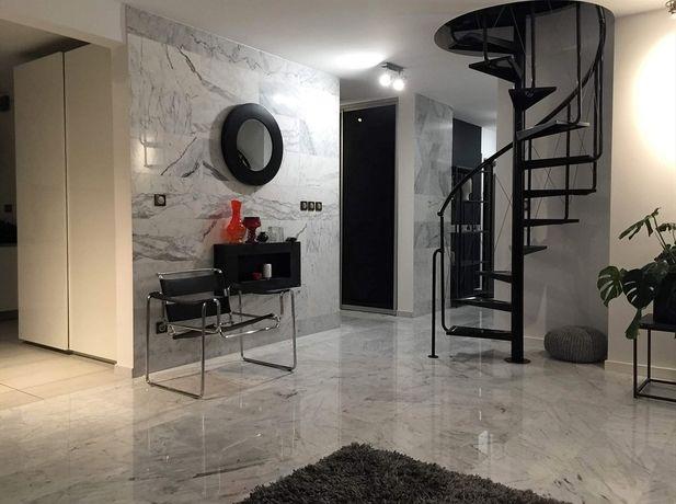 Płytki marmurowe Bianco di Carrara 30.5x61x1 oraz 30.5x30.5x1