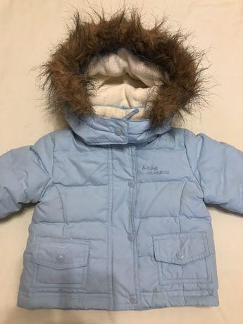 Курточка - пуховик фірми CAMPUS