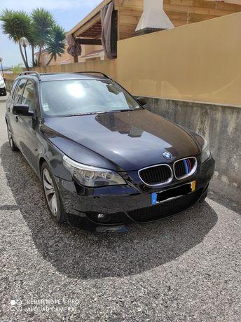 Vendo BMW 520 E61 LCI