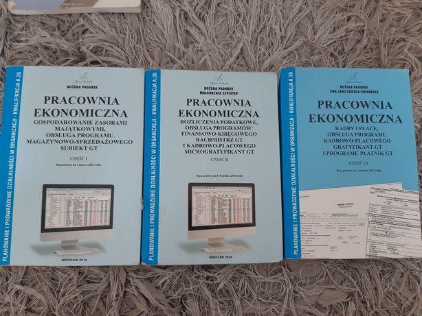 Podręczniki pracowania ekobomiczna