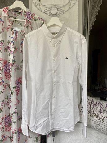 Рубашка белая , произвлжство Турция
