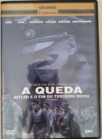 DVD A Queda - Hitler e o Fim do Terceiro Reich