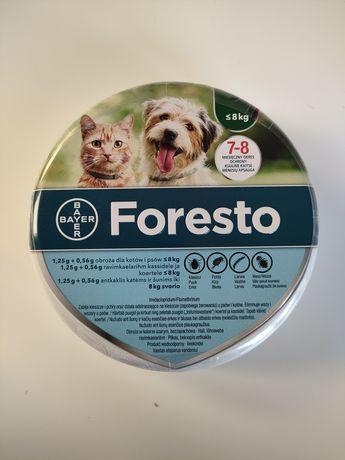 Obroża FORESTO do 8kg