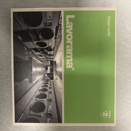 Ortega Cartel Lavorama pierwsze wydanie cd