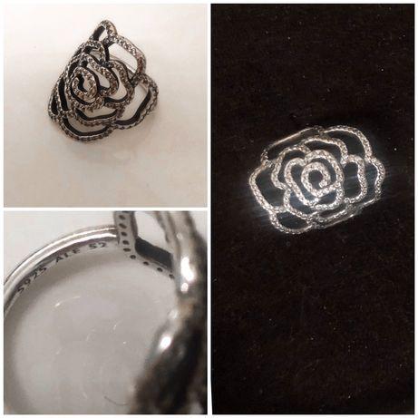Оригинал Pandora Пандора кольцо серебро 925
