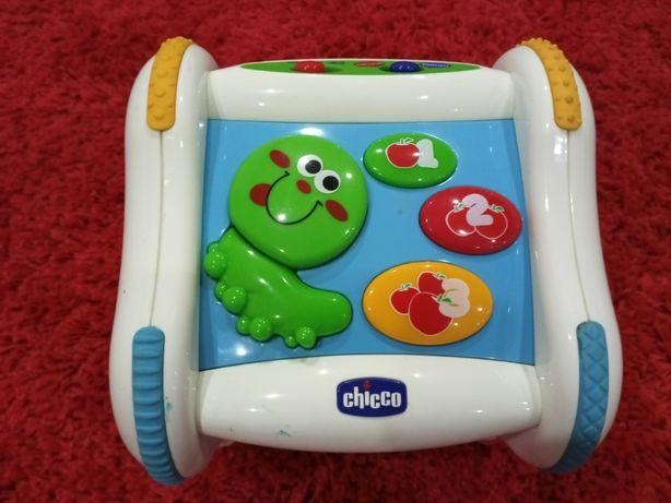 Brinquedo Cubo Interativo Magico