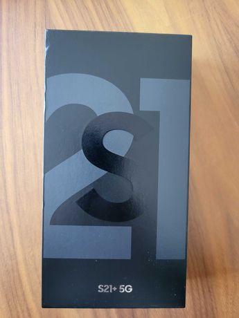 Smartphone SAMSUNG Galaxy S21+ 5G (6.7'' - 8 GB - 256 GB - Preto)
