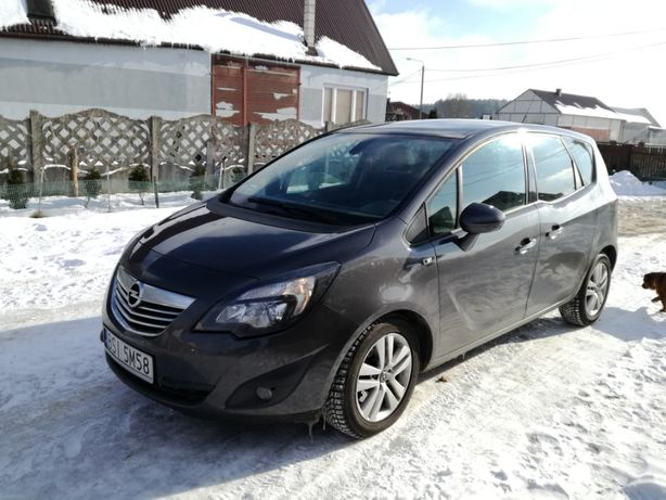 Opel Meriva Niski przebieg Bogate wyposażenie