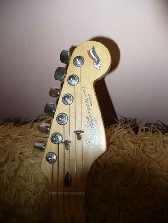 Gitara Fender strat Liminitowana Wersja oryginał USA + Futerał sztywny