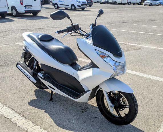 Honda PCX 125 de 2012