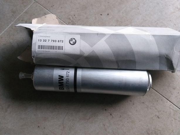 Nowy    orginalny   filtr   paliwa   BMW