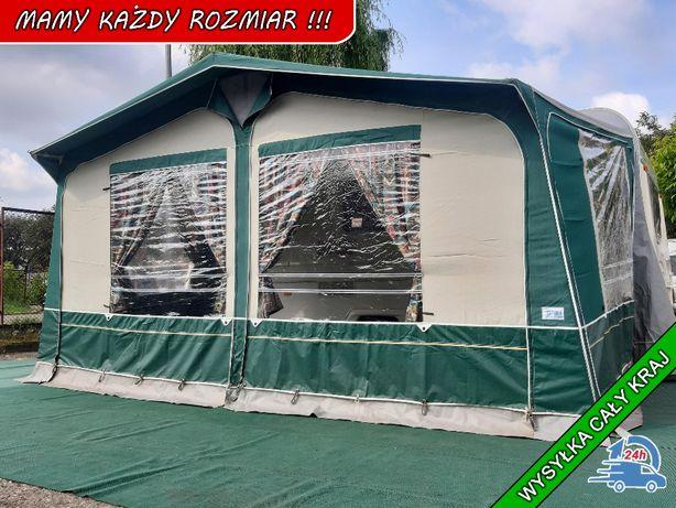 Przedsionek do przyczepy campingowej 825-850 rozmiar 8