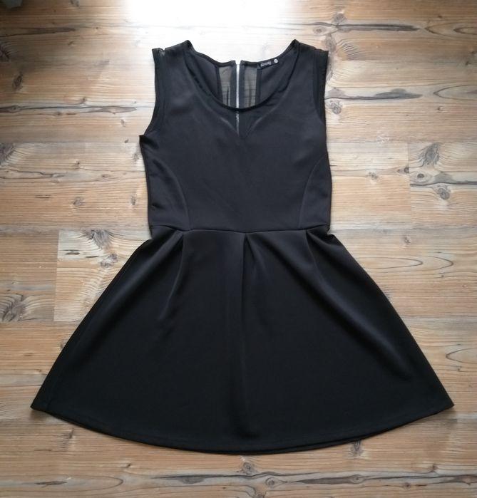 Czarna sukienka r.XL Elbląg - image 1