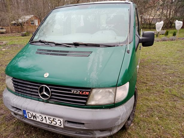 Mercedes Vito 112dci, osobowy
