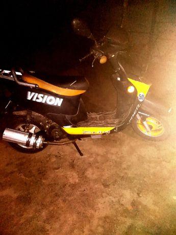 Скутер Viper Vision