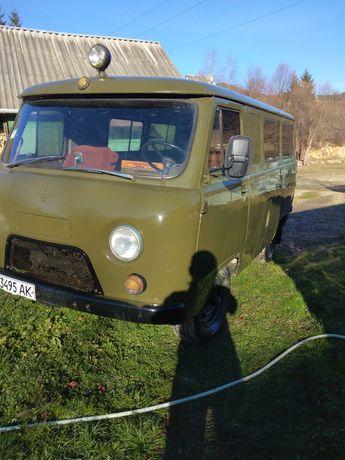 Продам УАЗ 452 В