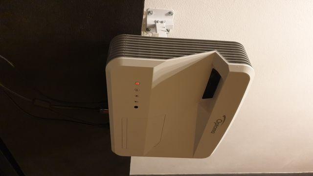 Projektor Optoma Gt5000 + ekran z silnikiem + uchwyt