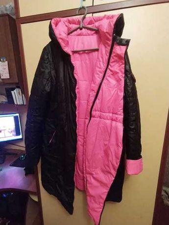 Куртка для беременных, пальто для беременных 48-50