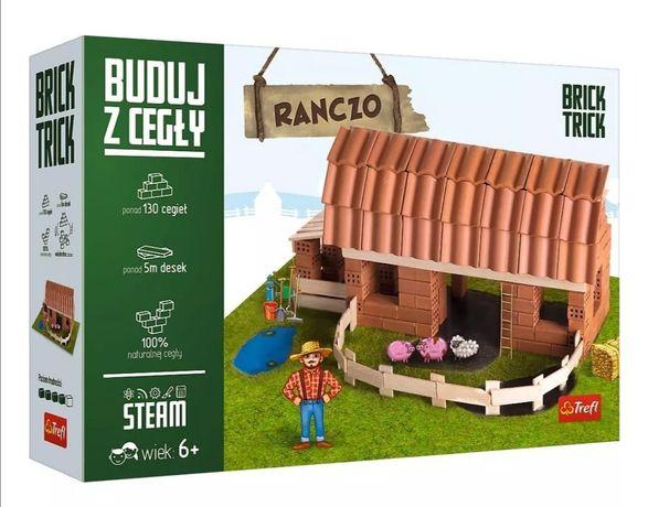 Buduj z cegły nowe