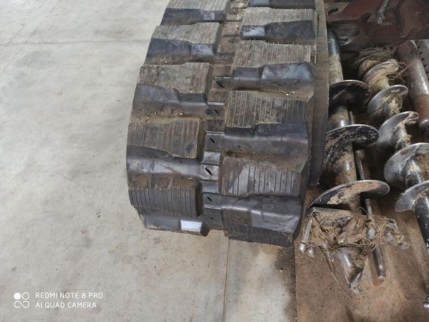 Гусеница 450x81Nx76 Мини экскаватор Bobcat Hanix Kubota Terex