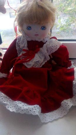 Шикарная мягкая куколка