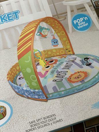 Продам детский игровой коврик