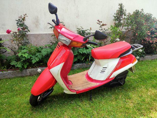 Yamaha CT50 com Dua