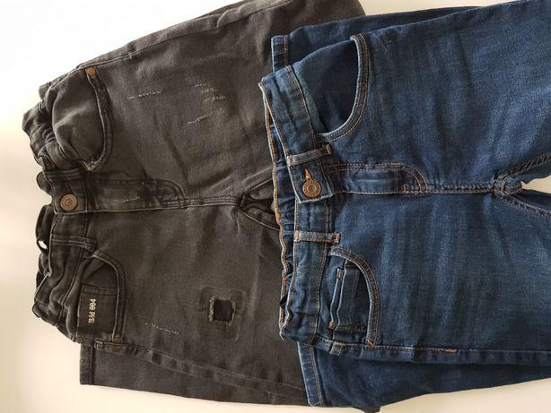 Spodnie Zara 134cm