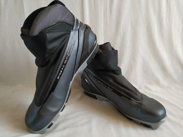 """Ботинки лыжные беговые """"Salomon""""ACTIUE 8 CL PILOT Размер EUR-46(30 см)"""